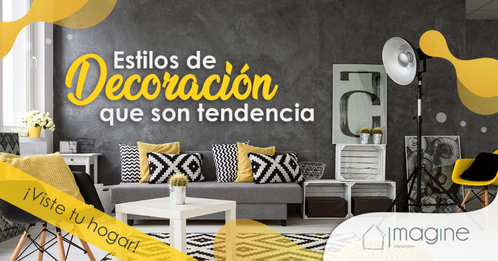 tendencias de decoración
